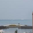 秋晴れの琵琶湖