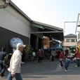 浪乃音酒造二百年祭の会場