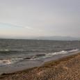 長浜市方向を見る
