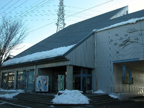 大凧会館の外観