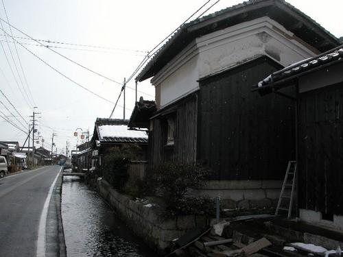 新旭 太田集落