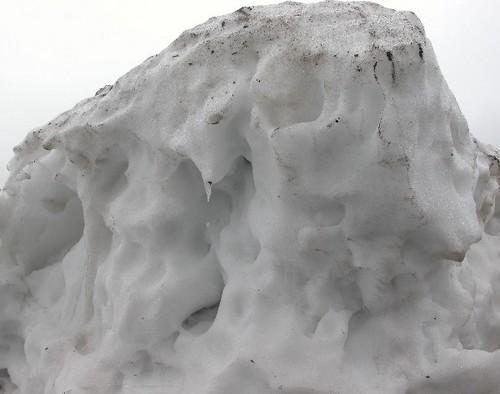自然のデザイン雪の門