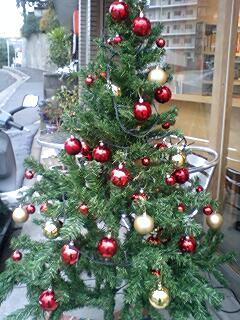 クリスマスが近い