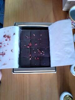 官能的なチョコレートの誘惑