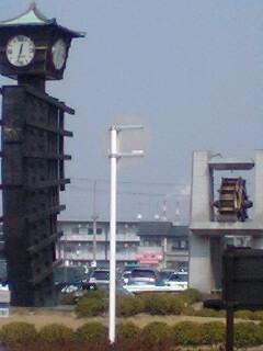 能登川駅前