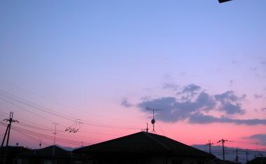 20081019yuyake