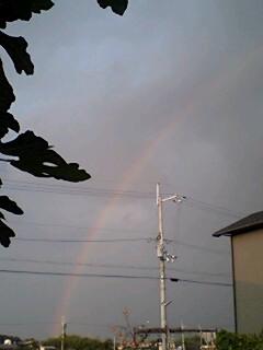 虹の向こう側へ