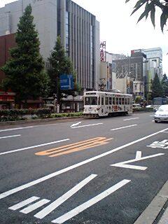 岡山の路面電車