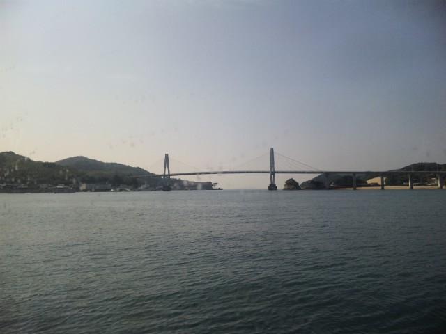 橋が見える