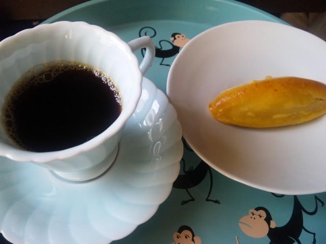 休日のコーヒータイム