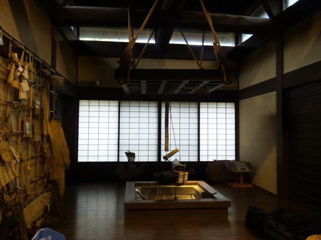 琵琶湖博物館 生活実験工房