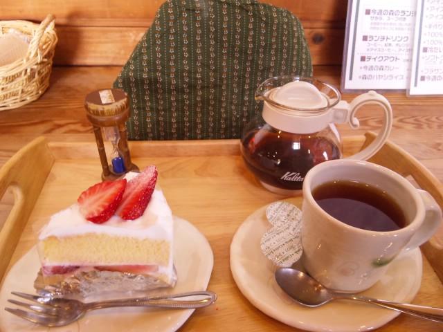 ケイミーさんの苺ショートケーキ