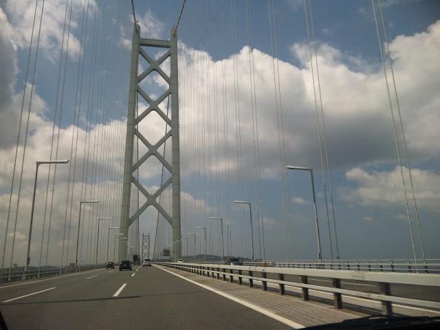 徳島への旅 本四架橋