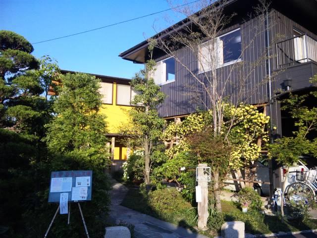 徳島への旅 その3 万年山文庫外観
