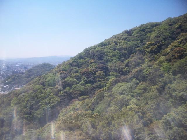 徳島への旅 その5 眉山