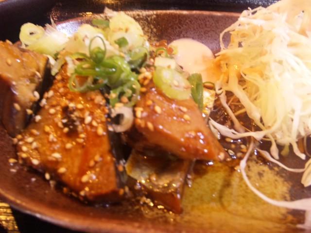 ヅケ鰹焼き定食