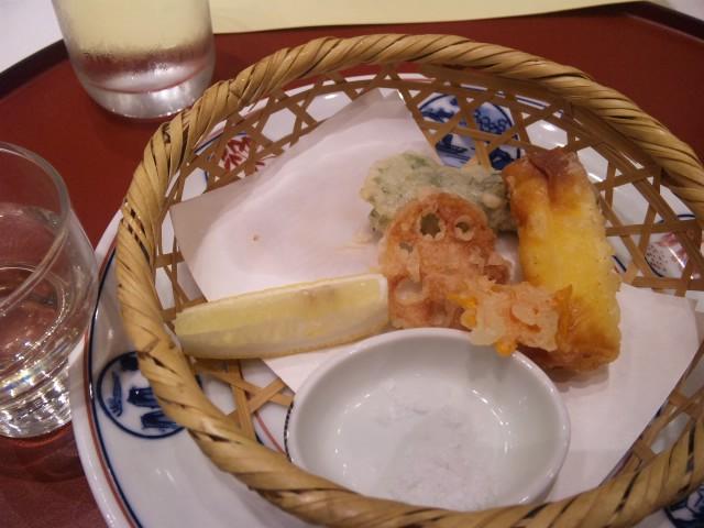 滋賀地酒屋の夕べ お料理