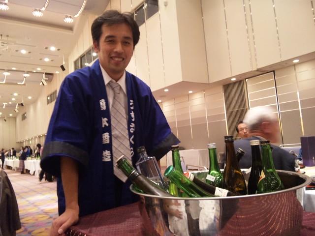 滋賀地酒屋の夕べ 続き
