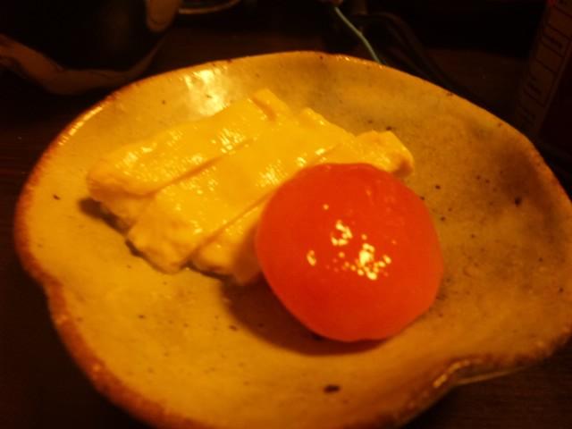 黄身と豆腐の味噌漬