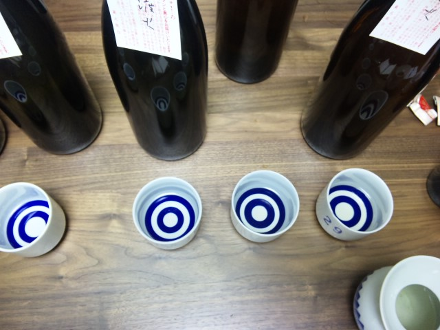 北島酒造訪問
