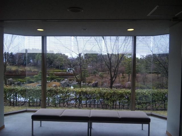 近代美術館 襖と屏風展