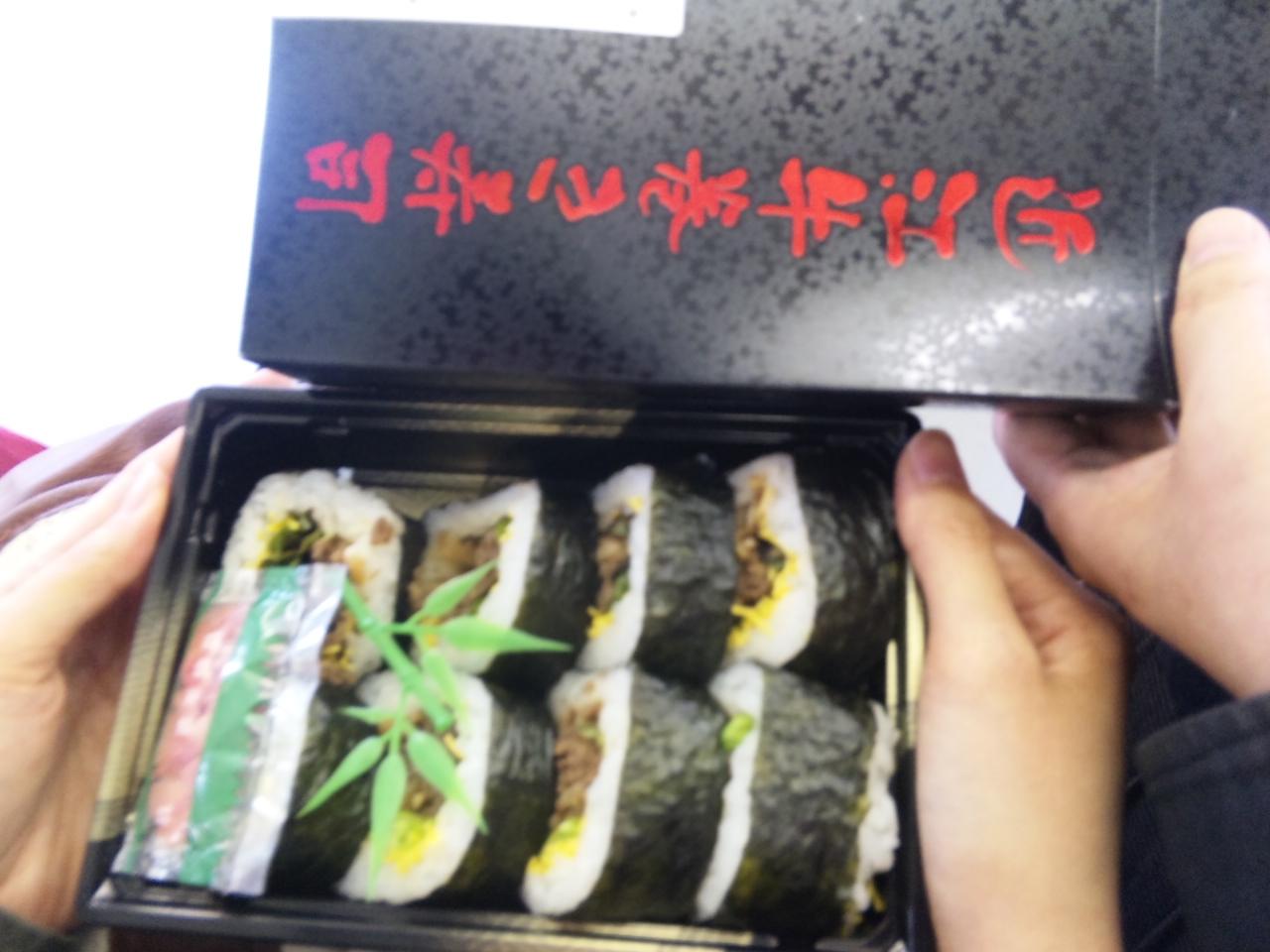 近江牛巻き寿司