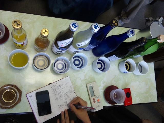 「神開」藤本酒蔵訪問