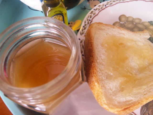 ハチフジの蜂蜜と石鹸