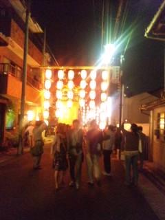 大津祭宵宮