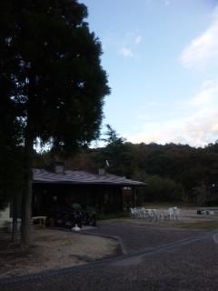 森のビィカフェでおやつ