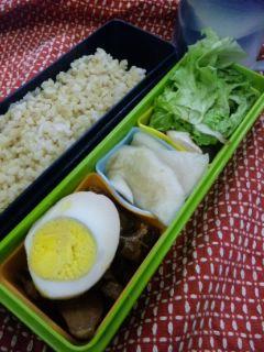 栗東浪漫卵弁当