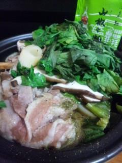 猪タジン鍋