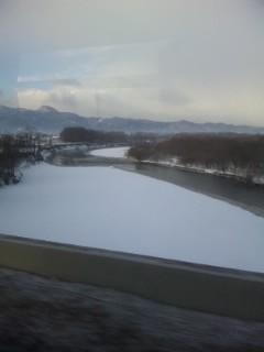 岩手県 雫石川