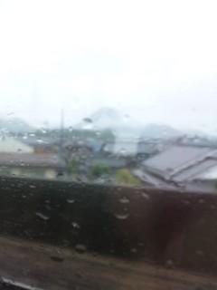 琵琶湖線の車窓から