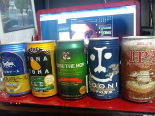 日曜日のビール祭り