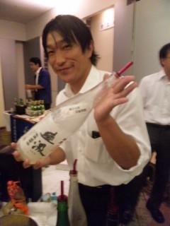 地酒の祭典楽しい\(≧∇≦)/