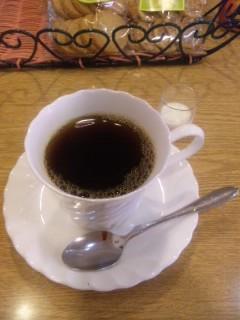 珈琲豆屋さんのコーヒー