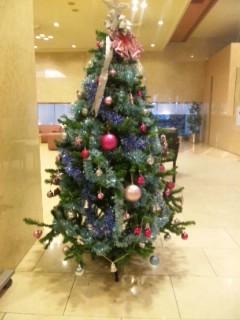 きっと君は…クリスマスツリー