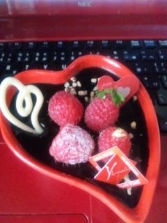 バレンタインデーだよ!