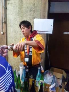 美冨久酒造蔵祭り