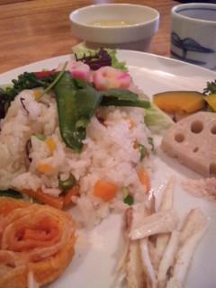 倖屋 美味しい野菜ランチ