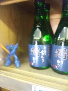 前の日曜日の江戸の姉御の蔵マラソン 3軒目 美冨久酒造