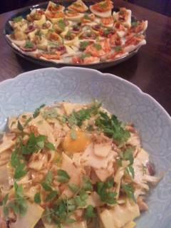 筍料理の宴