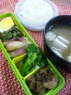 栗東浪漫卵鶏旨煮弁当
