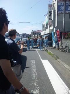 鎌倉はお祭り