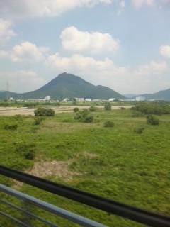 滋賀へ帰って仕事