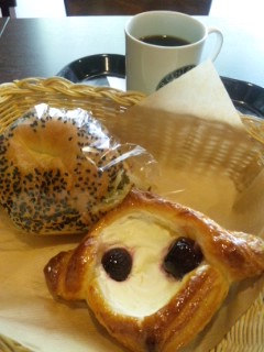 彦根でパン