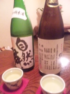 辻一のカレーとあう日本酒