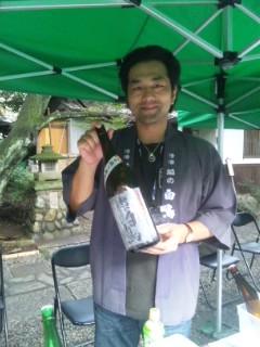 ときわ台 天孫神社酒まつり 1