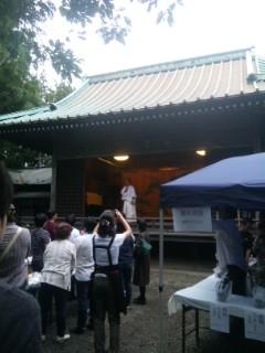 ときわ台天祖神社酒まつり 2